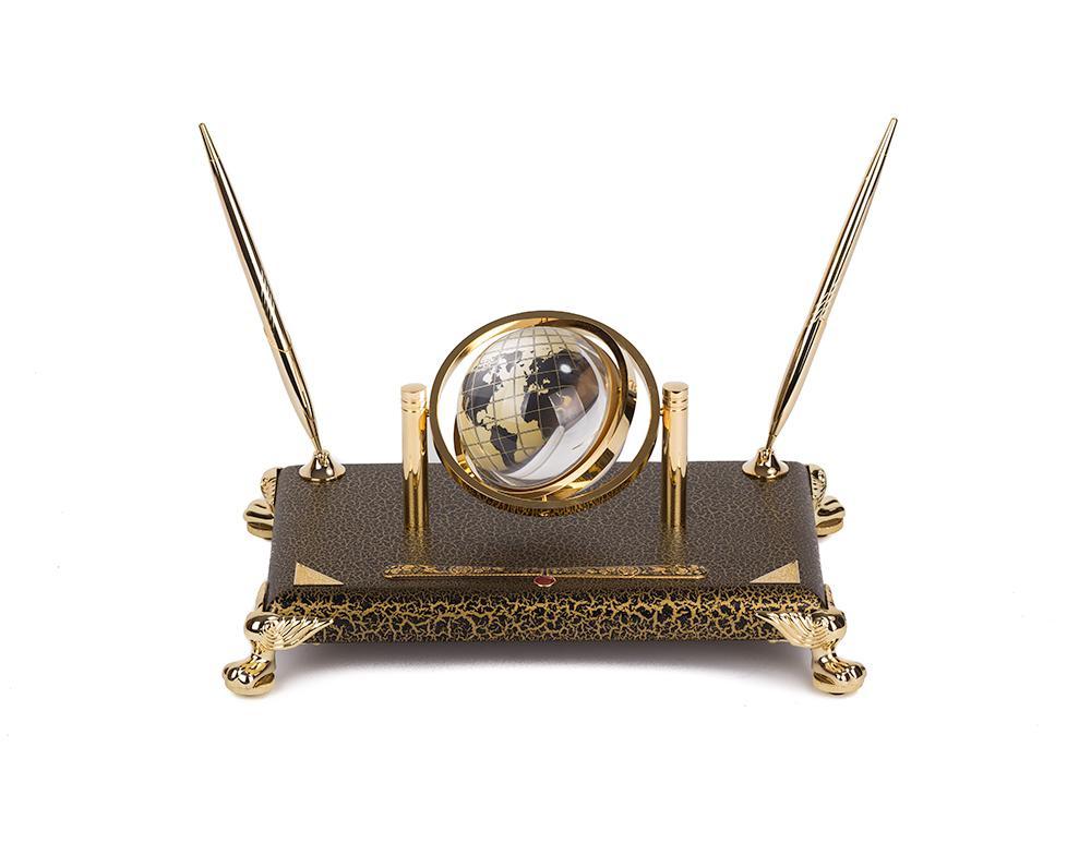 Ceas Luxury Titanic Globe by Credan -  Made in Spain