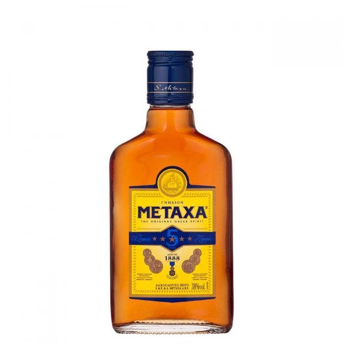 Metaxa Brandy 5 Star-big