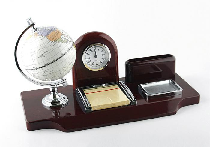 Business Desk Antique Clock-big