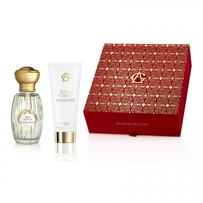 Set Parfum si Lotiune de Corp Vent de Folie by Annick Goutal 100 Ml-big