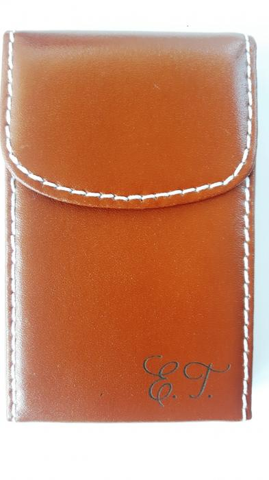 Business Case din piele naturală by Friedrich - Made in Germany-big