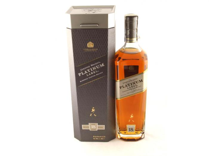 Johnnie Walker Platinum Label - 18 Years Old-big