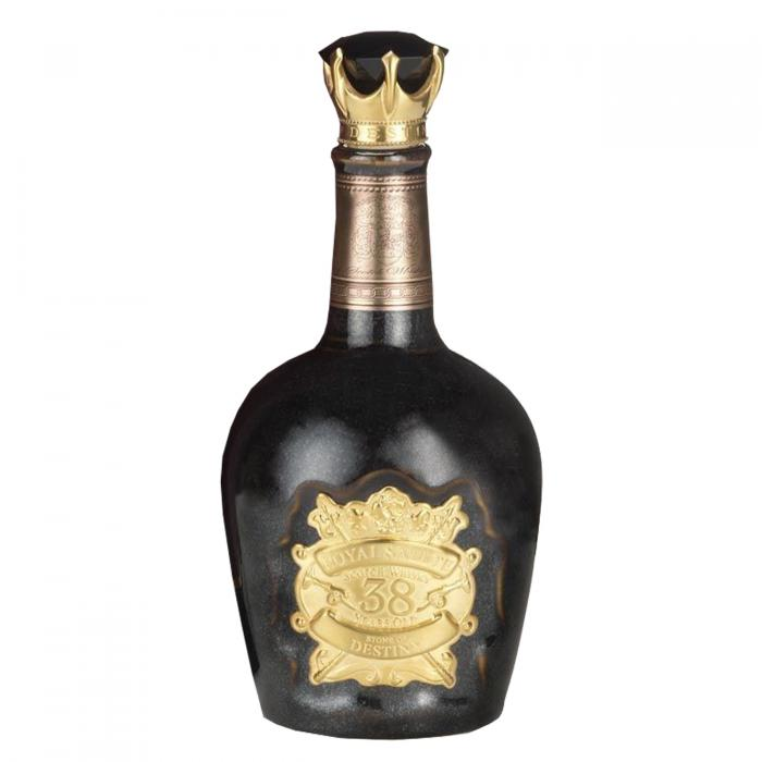 chivas regal stone of destiny 38 years old