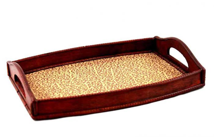 Special Gold Gift Tray-big