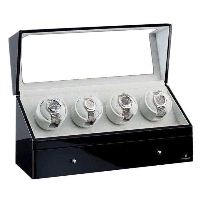 Cutie Watch Winder San Diego 4 by Designhütte - Made in Germany-big