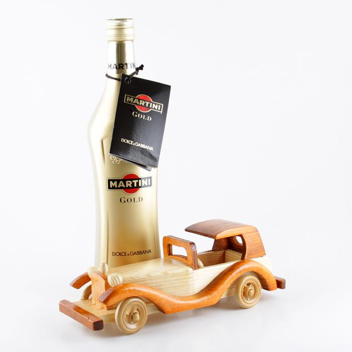 Dolce&Gabbana Martini Gold Plus Car Set-big