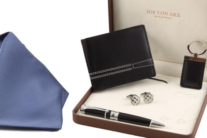 Luxury Accessories for Men by Jos Von Arx-big