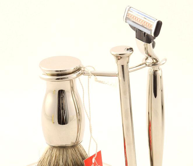 Luxury Shaving Set by Erbe Solingen - Made in Germany-big