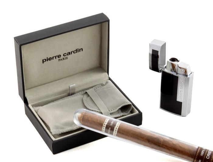 Cadou DELUXE Smoking & Cutter by Pierre Cardin-big