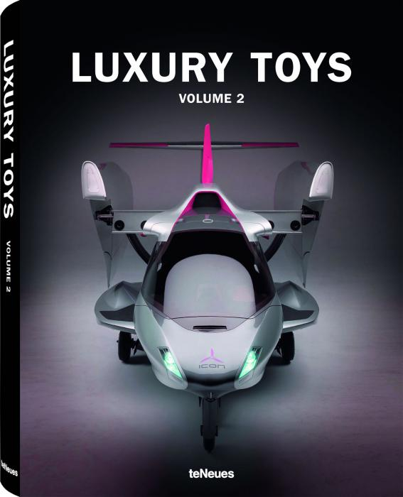 Luxury Toys: Vol. II - Carte de Lux-big