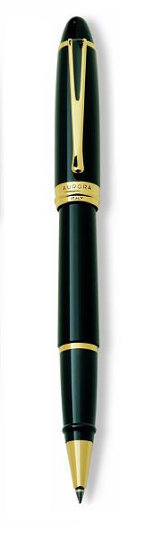 Rollerball Pen Deluxe Ipsilon Gold Plated by Aurora-big
