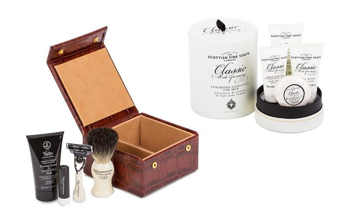 Travel Grooming Luxury Box by Taylor of Old Bond Street-big