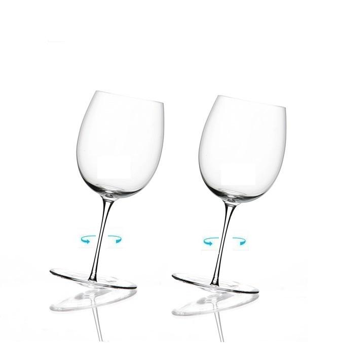 Swing Glass Wine by Vilca - Handmade in Italy-big