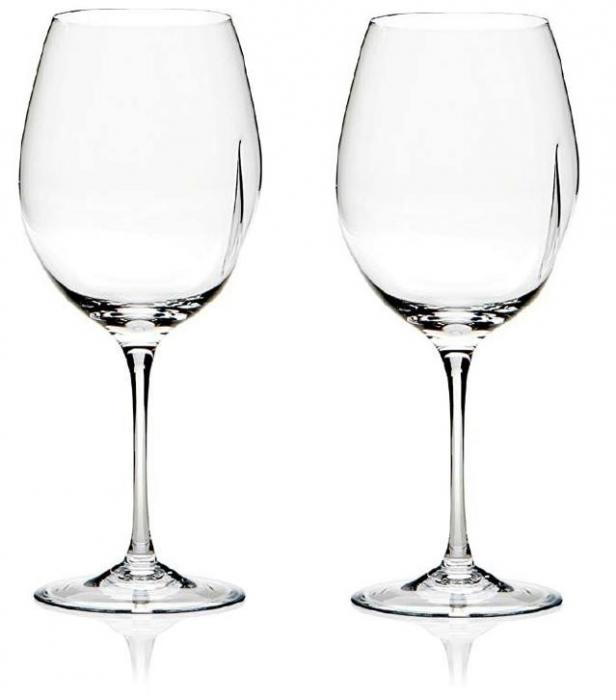 Set 2 pahare Tecnico glass wine by Colle Vilca Marcolin (Handmade crystal) - Made in Italy-big