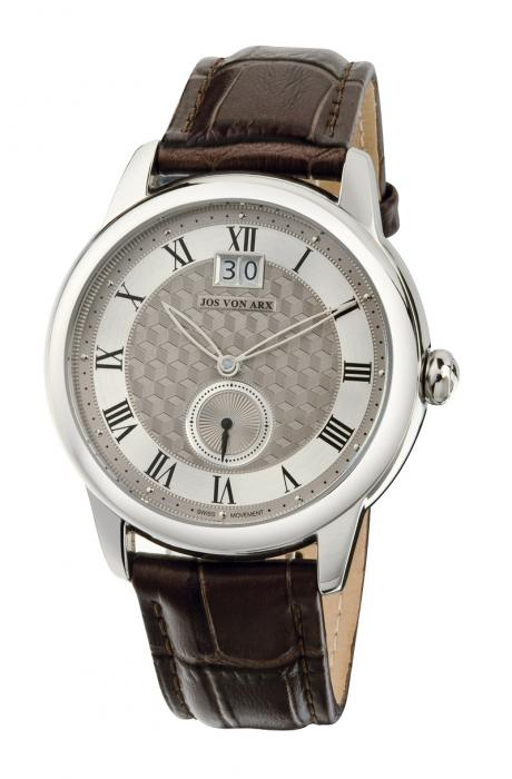 Watch Small Second Grey Jos von Arx-big
