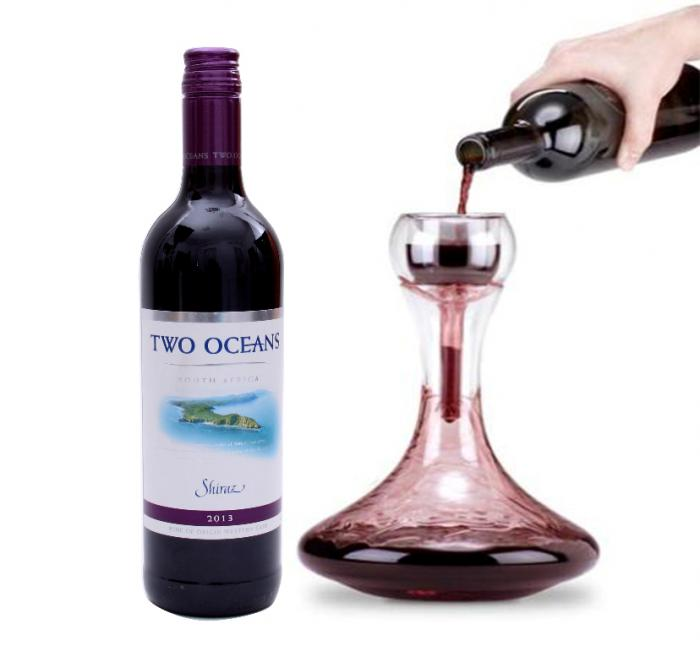 Two Oceans & Decanter - Aerator Gift Set-big