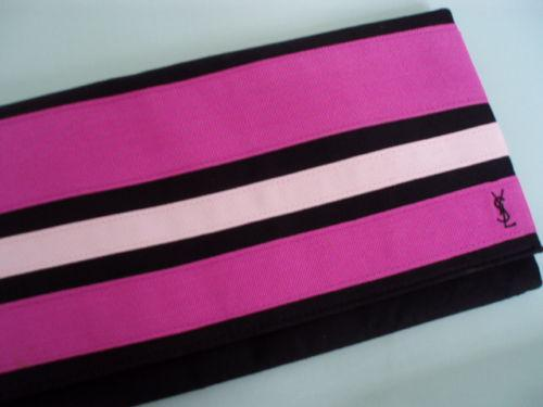 YSL Clutch Large Flap Over Signature Couture-big