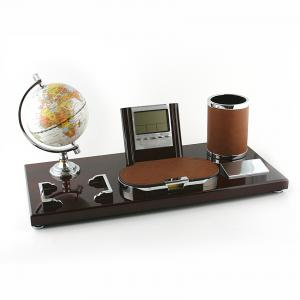Business Desk Leather Touch0