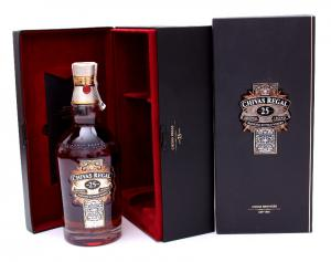 Chivas Regal 25 Years Old - Luxury Limited Edition3