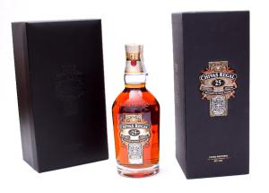 Chivas Regal 25 Years Old - Luxury Limited Edition5