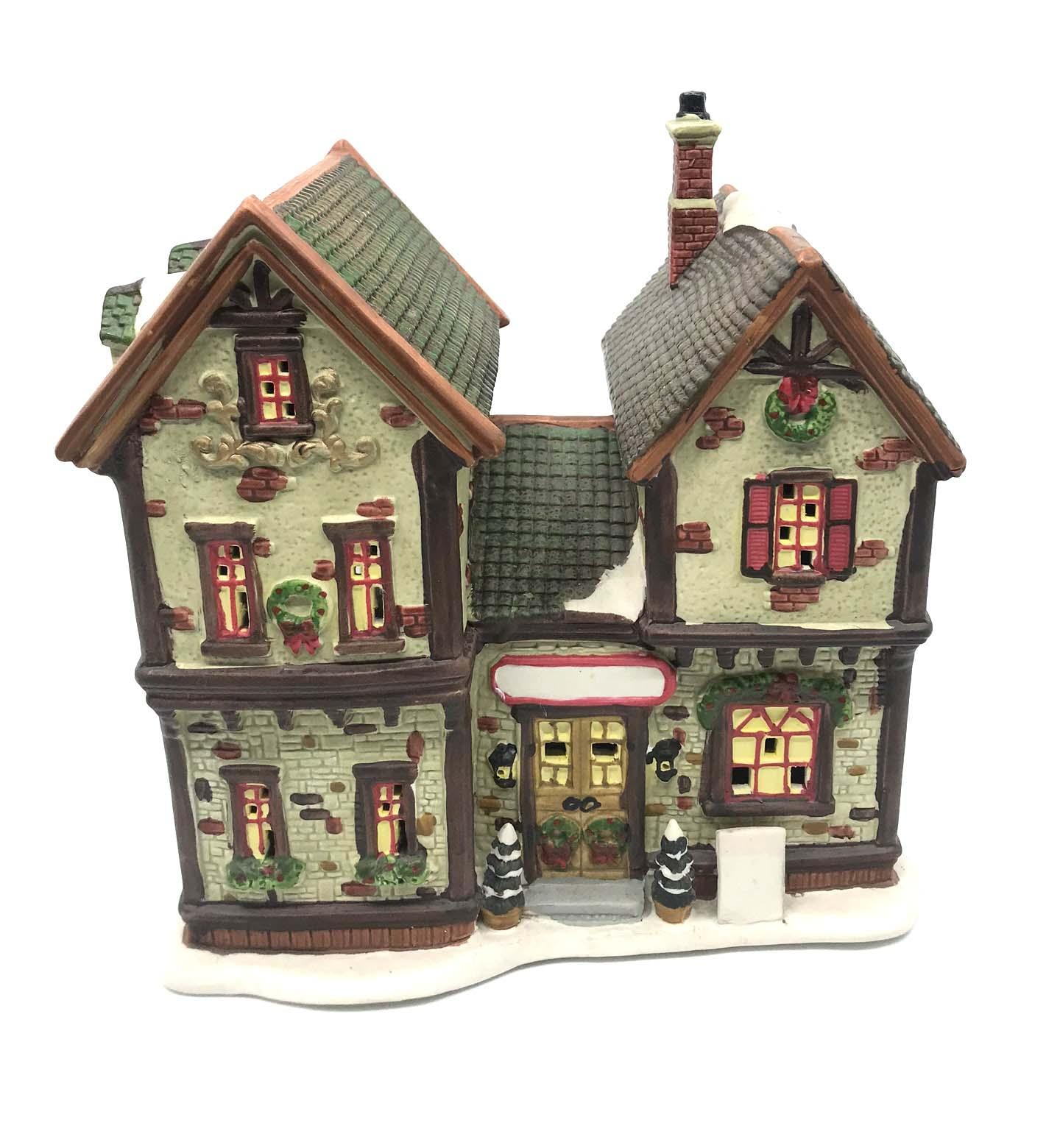 Decoratiune Craciun   Casa de Poveste